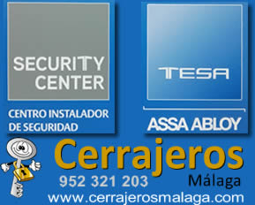 banner security center en malaga cerrajeros